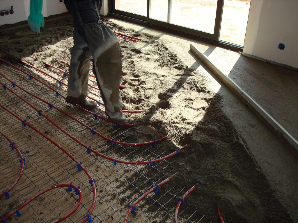 implantation definitive cuisine notre maison toit plat 105 m2 sierentz haut rhin 29 mars 2012. Black Bedroom Furniture Sets. Home Design Ideas