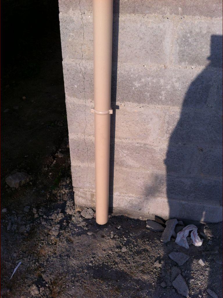 fissure constatée le vendredi 30 mars 2012