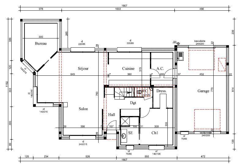 maison dans notre prairie amanlis ille et vilaine. Black Bedroom Furniture Sets. Home Design Ideas
