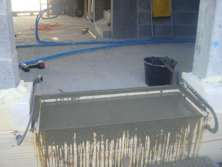 Id es seuils de porte baie avec une isolation exterieur for Seuil de porte isolant