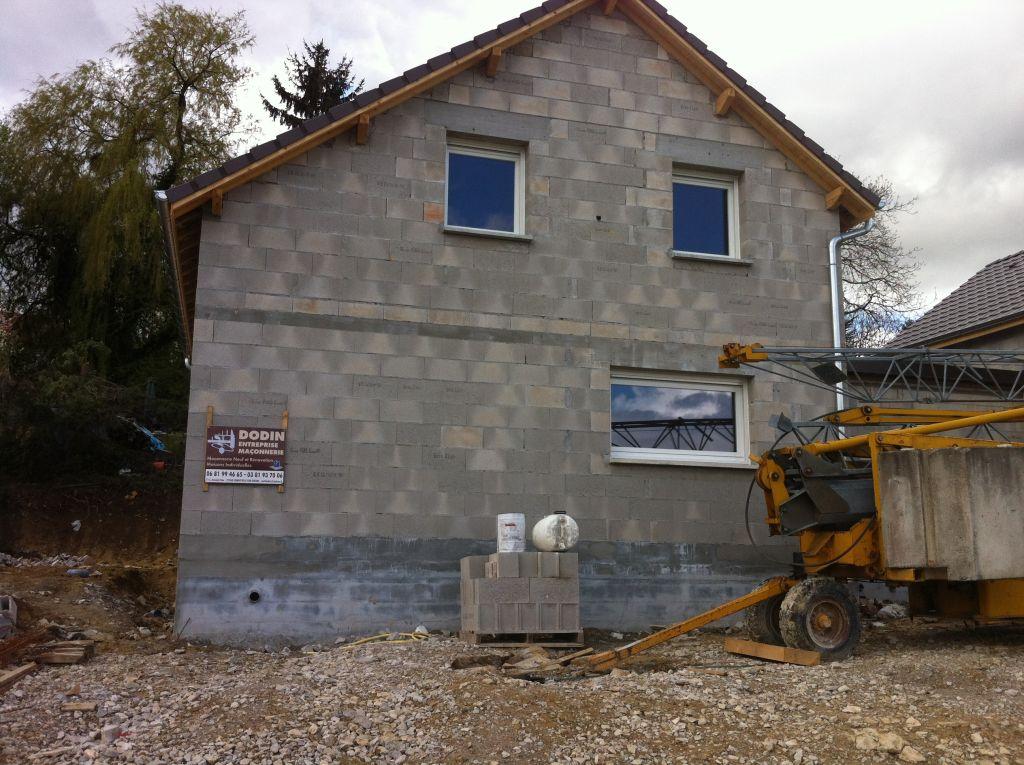 Construction maison plaisancia montenois doubs - Construction maison forum ...