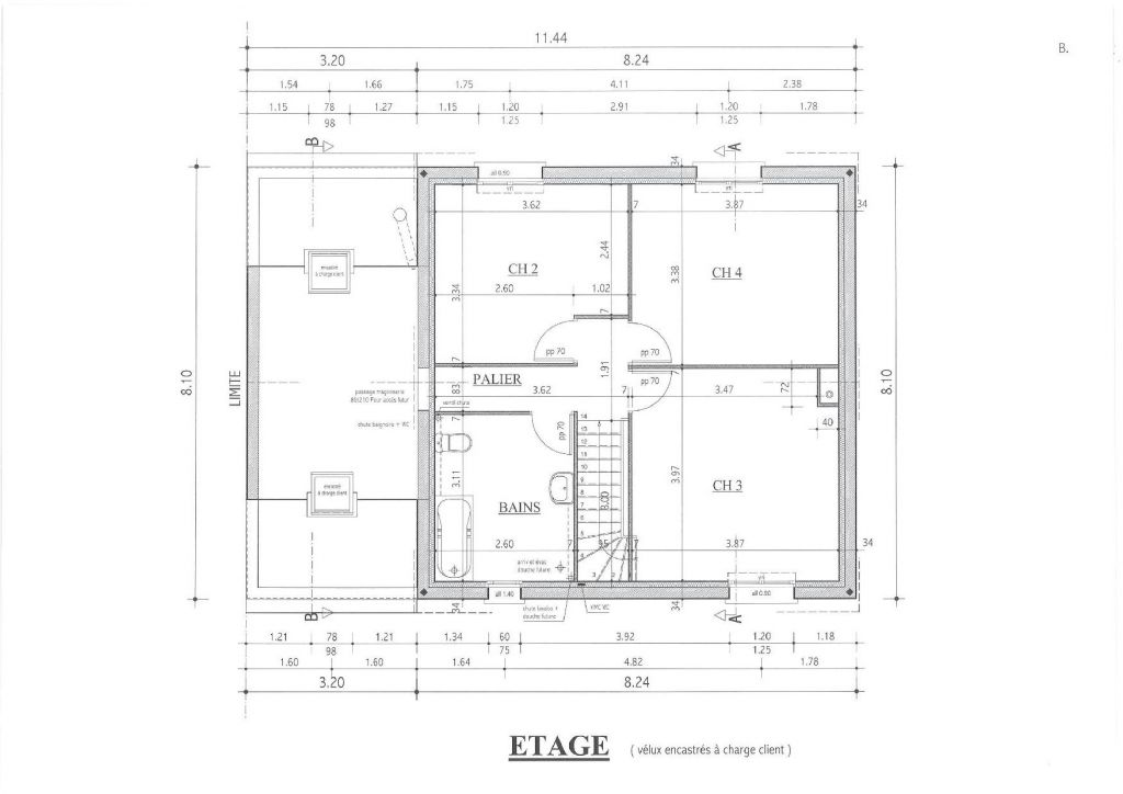 plan de maison socoren