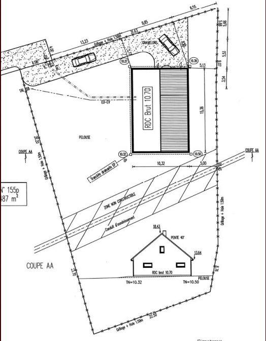 Besoin de conseil drainage et eau de pluie 21 messages - Etude de sol pour fosse septique ...