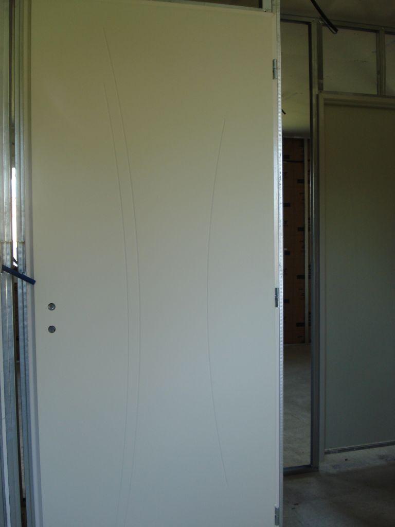 Porte intérieure modèle KAORI