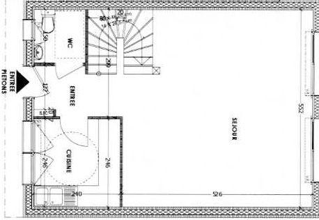 Am nager une cuisine 6m2 ouverte 20 messages for Plan cuisine ouverte 6m2