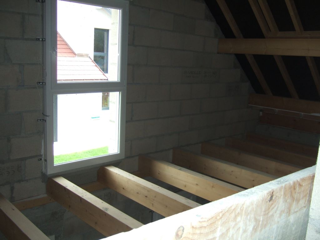 cr ation mezzanine sur solivage existant du garage 14 messages. Black Bedroom Furniture Sets. Home Design Ideas