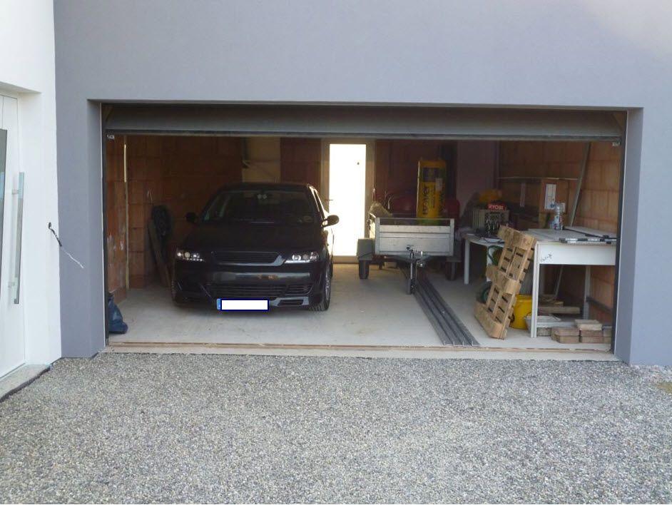 Am nagement entr e de garage 10 messages for Amenagement entree garage