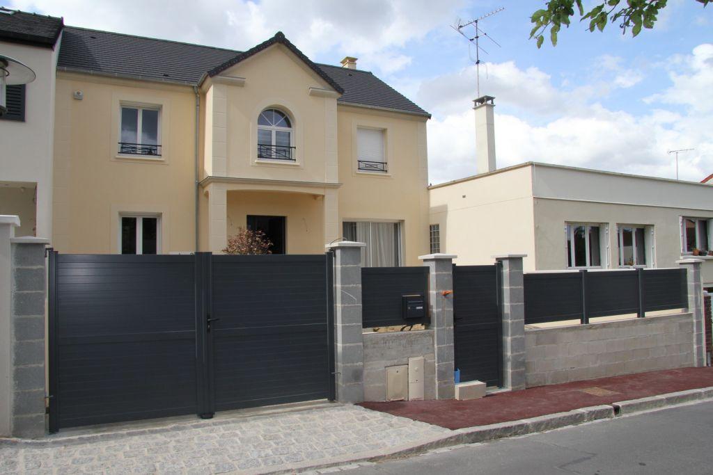 Murets hauteur 1m et moins - Hauts De Seine (92) - mai 2012