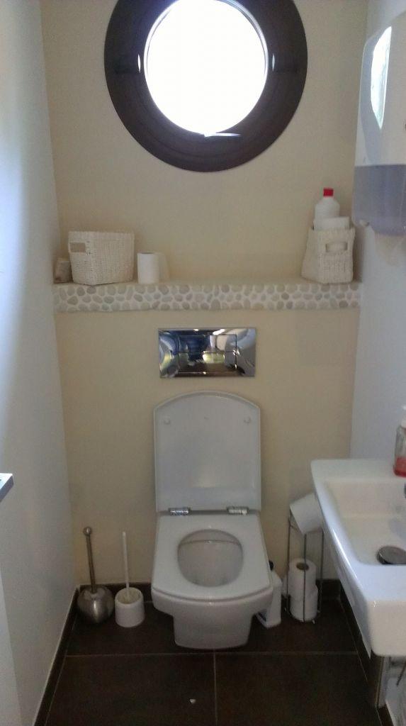 Idée de décor pour les WC