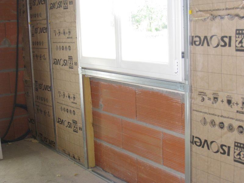 la pose du plafond la suite du plafond le doublage des murs marmande lot et garonne. Black Bedroom Furniture Sets. Home Design Ideas
