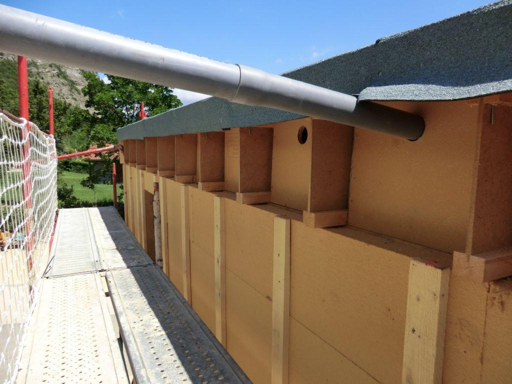 pluie de printemps ouate en toiture ouate dans les murs claix isere. Black Bedroom Furniture Sets. Home Design Ideas