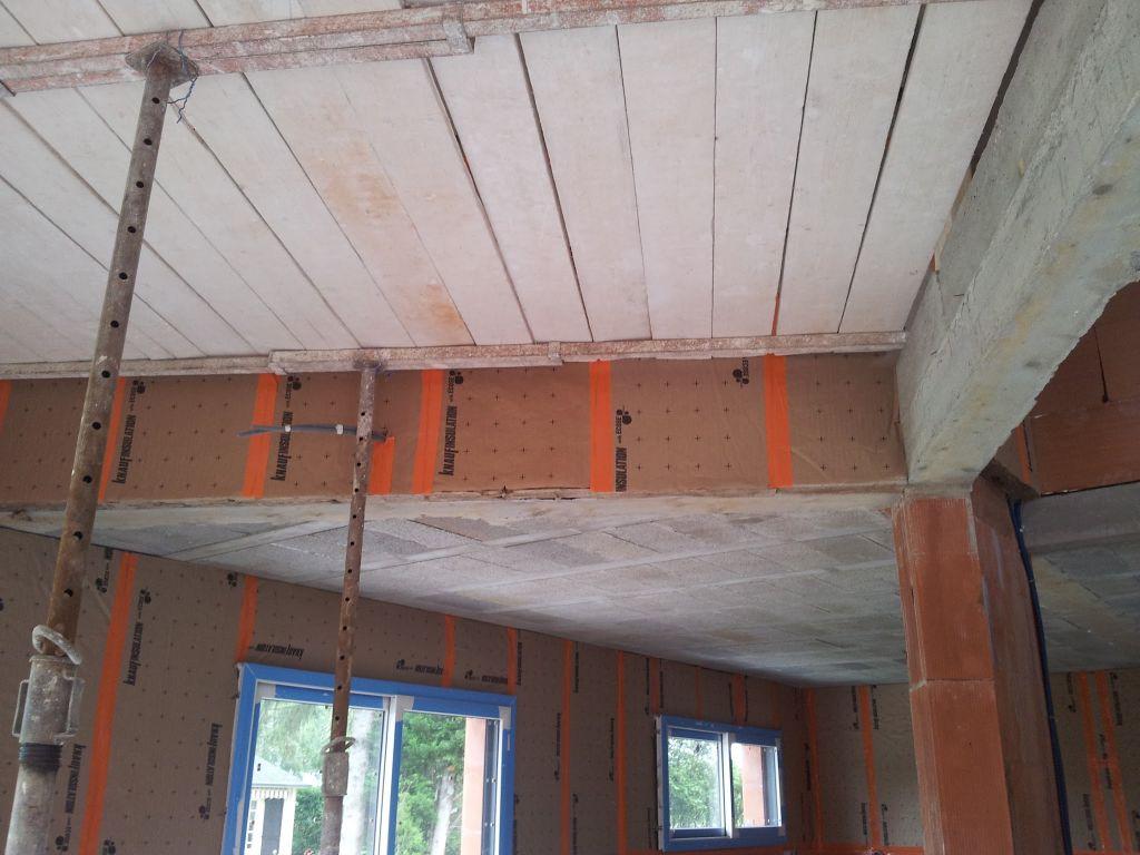 simulation de l 39 escalier nouvelles cloisons passage de fourreaux et cloison suspendue. Black Bedroom Furniture Sets. Home Design Ideas