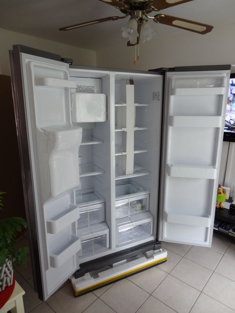 frigo am�ricain