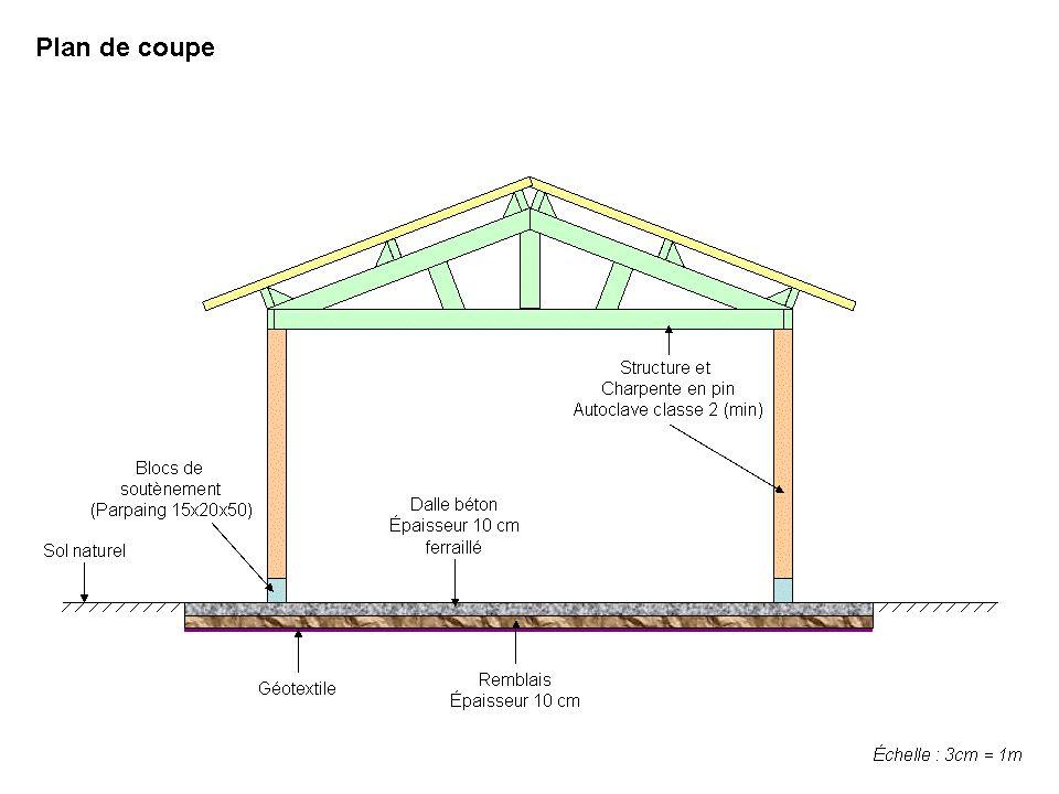 L 39 arche de biganos la cabane au fond du jardin biganos for Declaration de travaux abri de jardin