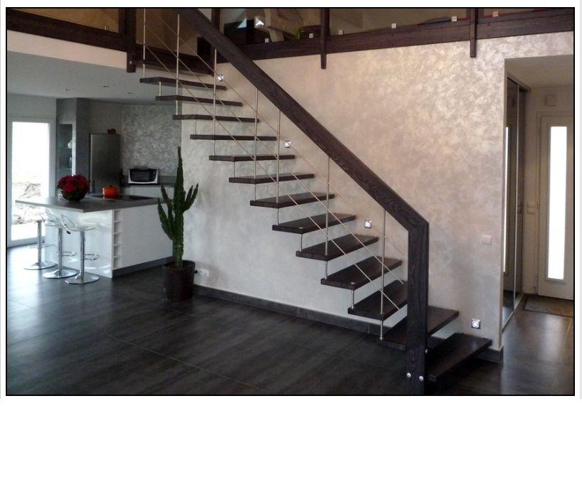 Escalier Sans Contremarche escalier avec ou sans contre-marches ? lequel préférez-vous? - 14
