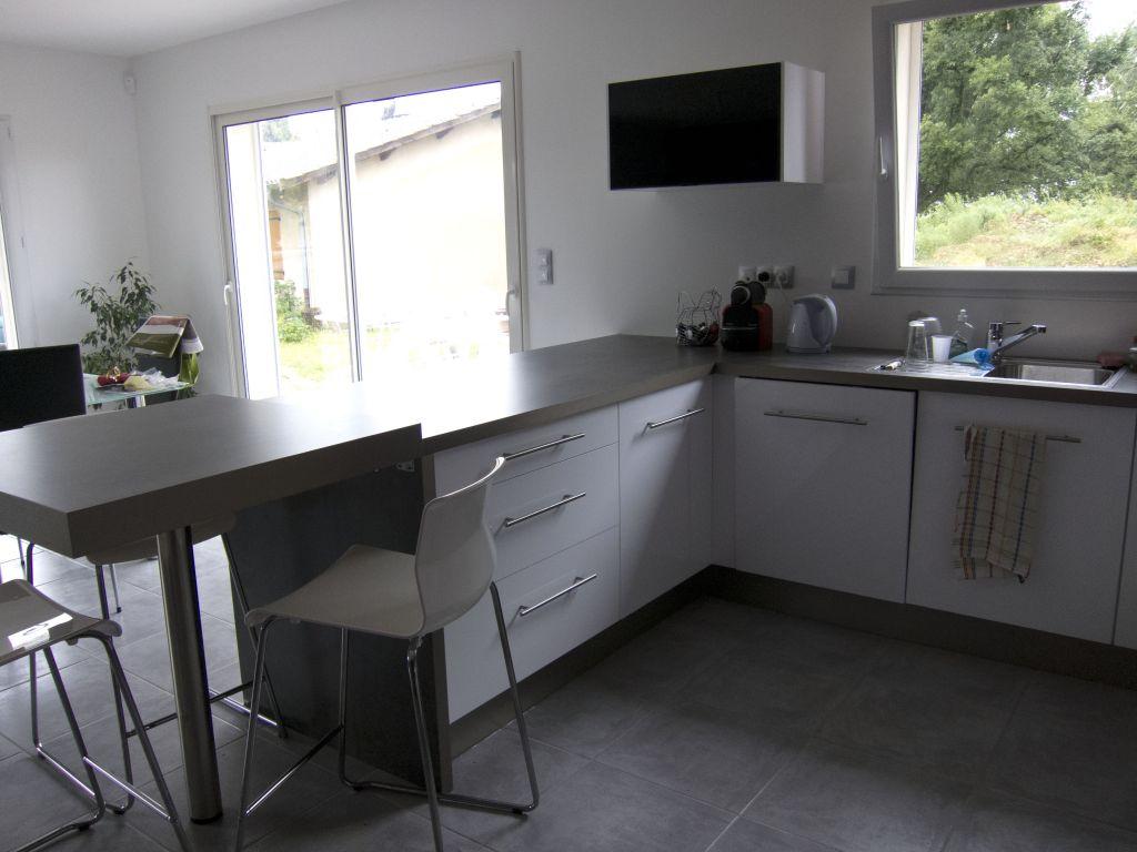 Photos de vos cuisines groupes for Poignees cuisine ikea