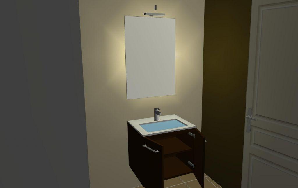 Projet salle d'eau