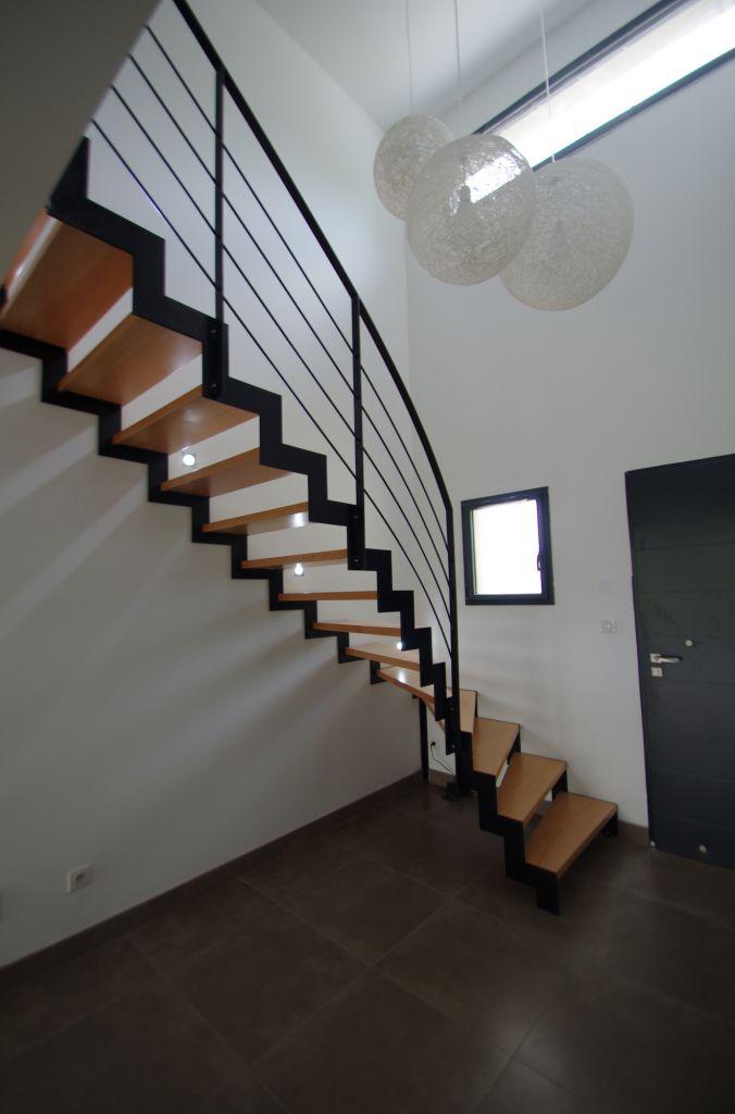 Escalier quart tournant - Cote D'or (21) - juin 2012