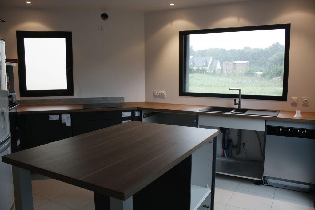 Photo d coration cuisine quimperle finistere for Deco cuisine 6m2
