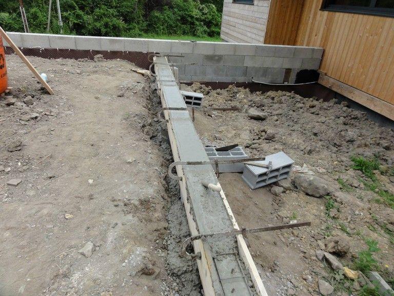 Comment fixer un sabot dans une longrine 9 messages for Combien faut il compter pour construire une maison