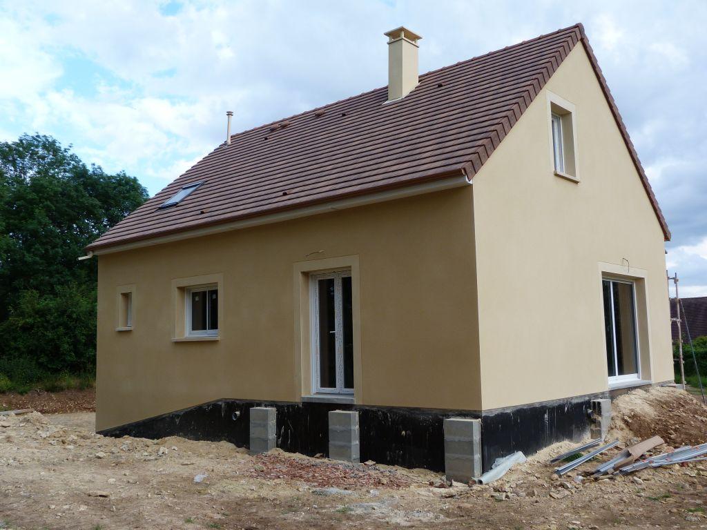 la maison est partiellement couverte la suite des travaux isolation et l ctricit la. Black Bedroom Furniture Sets. Home Design Ideas