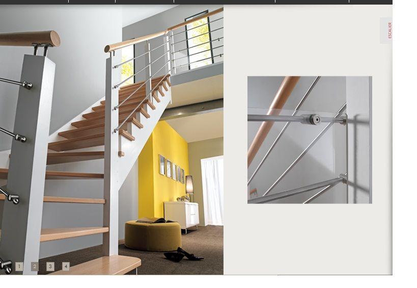 Projet d'escalier