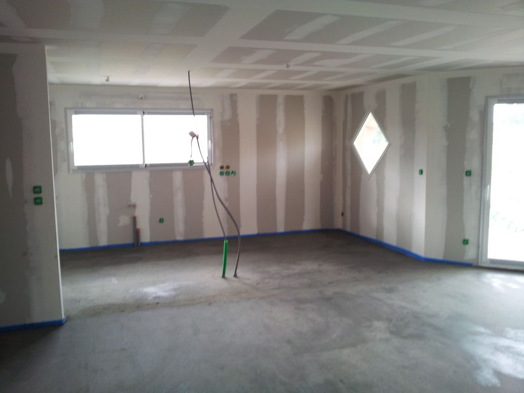 sols isolation et plancher chauffant finitions chape