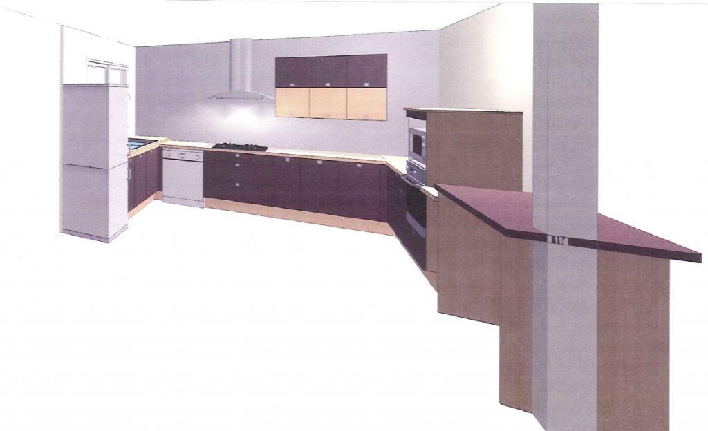 Maison modulaire ossature bois bbc a breteil 35 breteil for Maison modulaire bbc