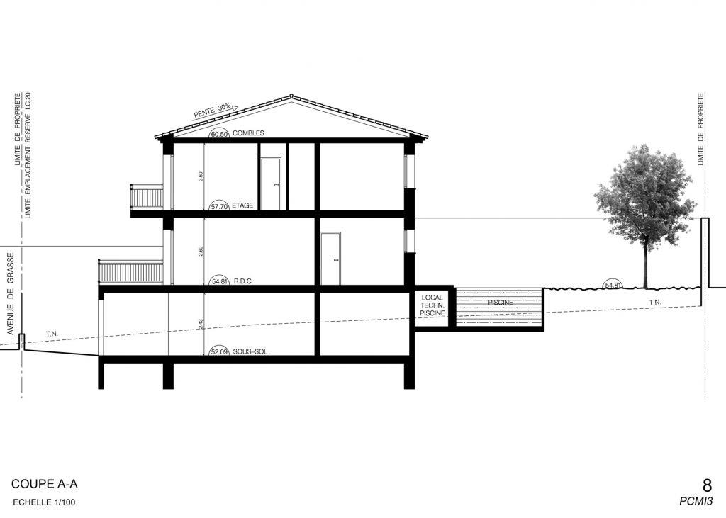 Hauteur vide sanitaire pour maison avec sous sol for Agrandissement maison en hauteur