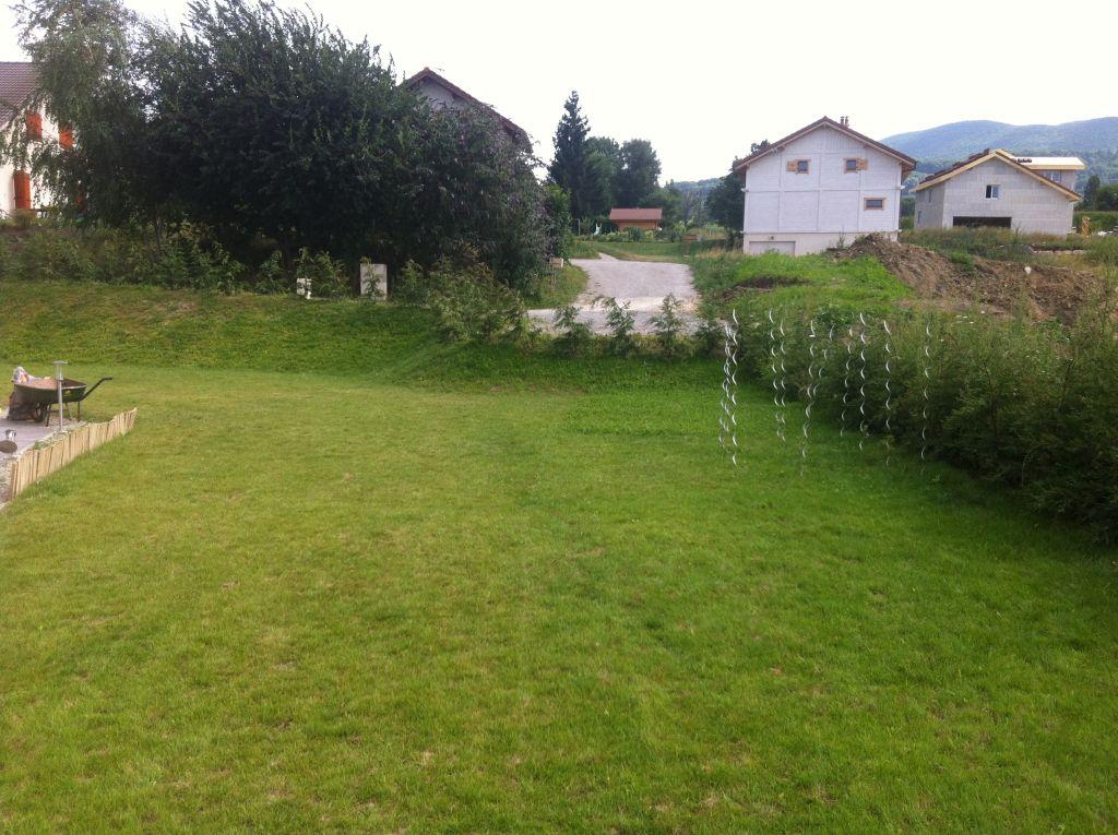 Photo jardin face salon v g taux plantation haies for Mca haute savoie