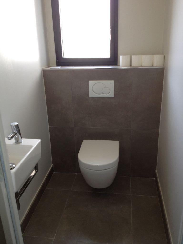 Décoration WC - St Cyr Au Mont D'or (Rhone - 69) - juin 2012