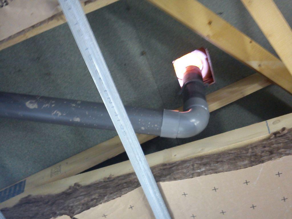 Mise en place de la ventilation primaire