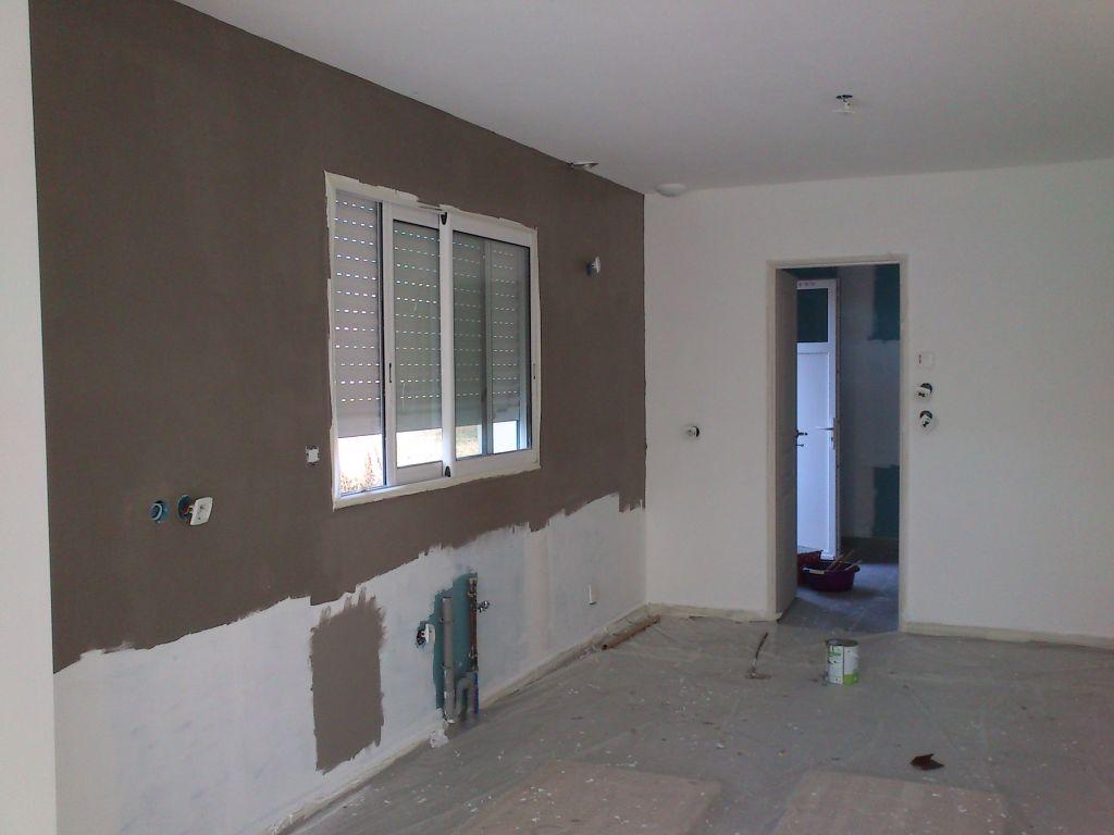 Notre maison dans le 45 loiret messages n 150 n 165 for Peinture brun taupe