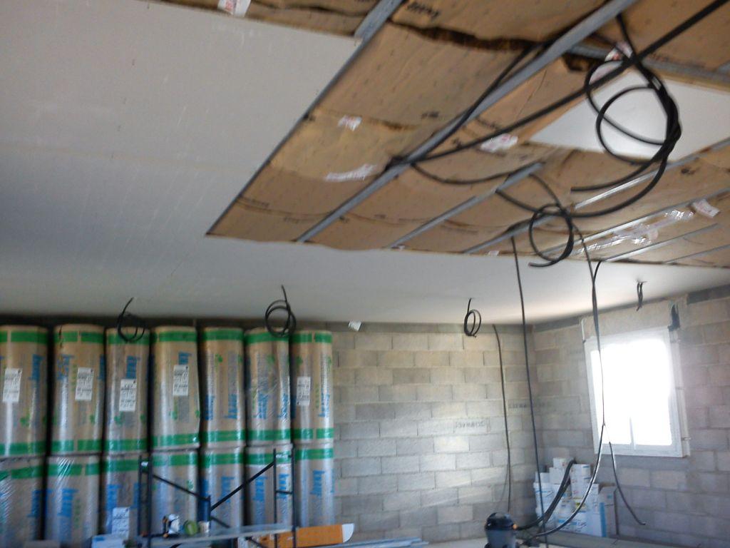 Plafond du premier en cours