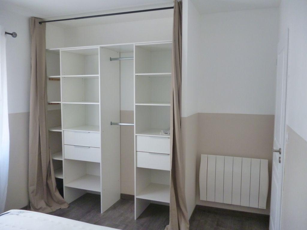 Décoration Chambre d'adultes 10.5m2 - Darvoy (Loiret - 45) - septembre 2012