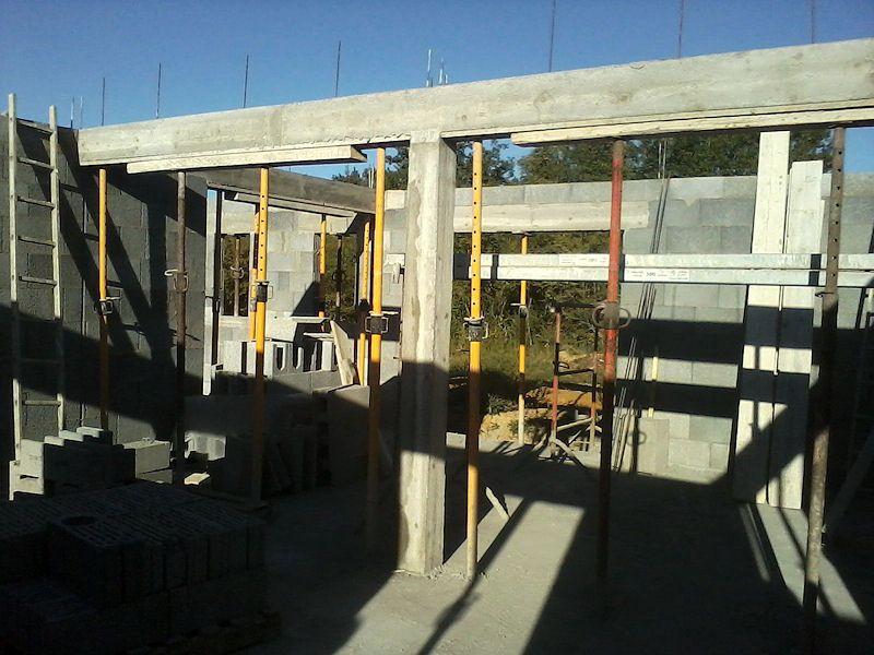 7 sept - pilier, poutre et linteaux