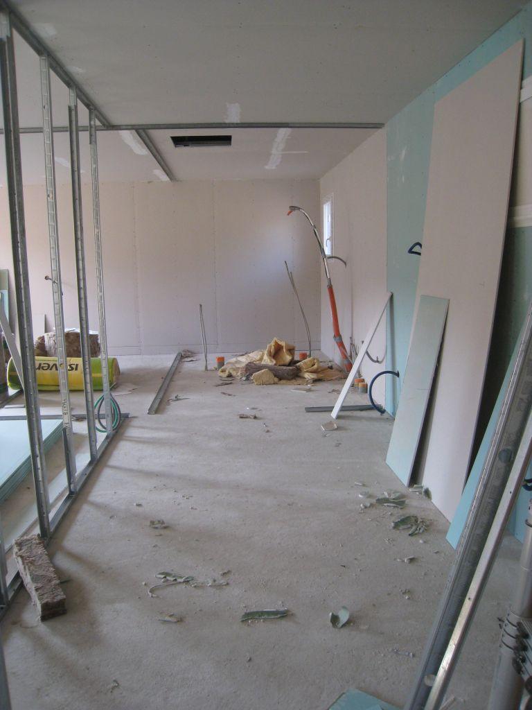 Isolation des murs ext premier souci on esp re dernier - Cloison 72 48 ...