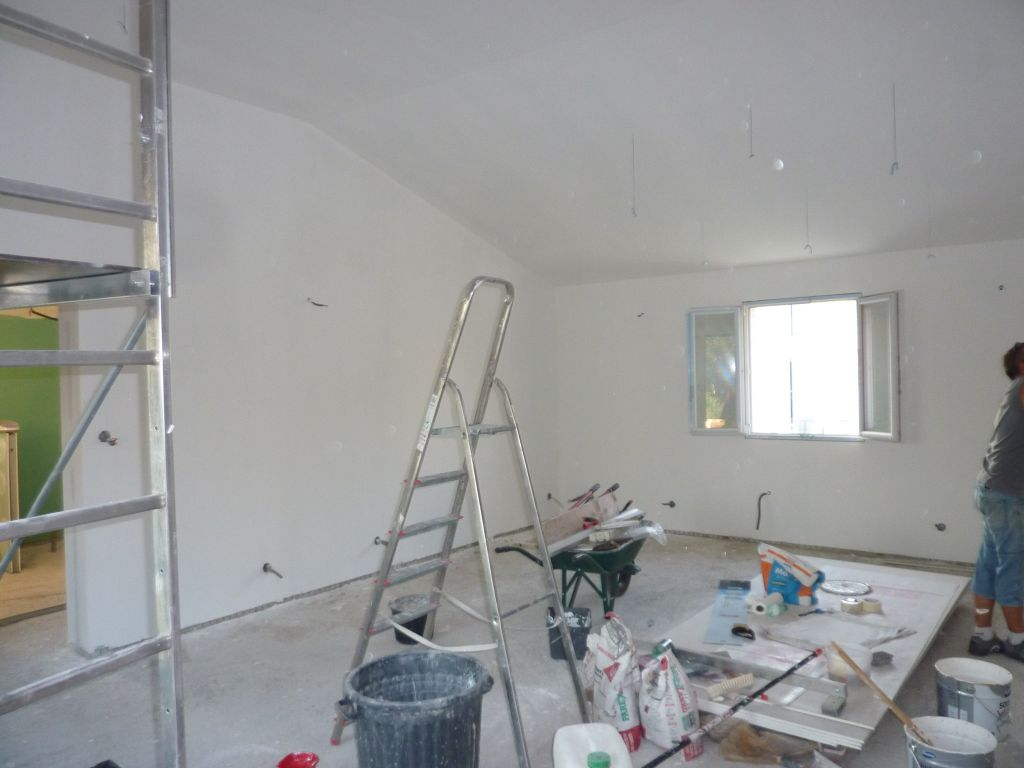 murs du garage pon age des joints pon age des joints. Black Bedroom Furniture Sets. Home Design Ideas