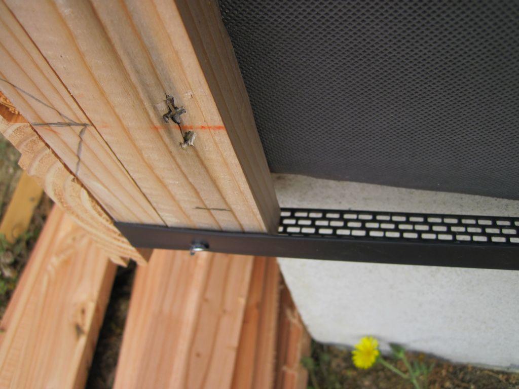positionnement grille anti rongeurs 12 messages. Black Bedroom Furniture Sets. Home Design Ideas