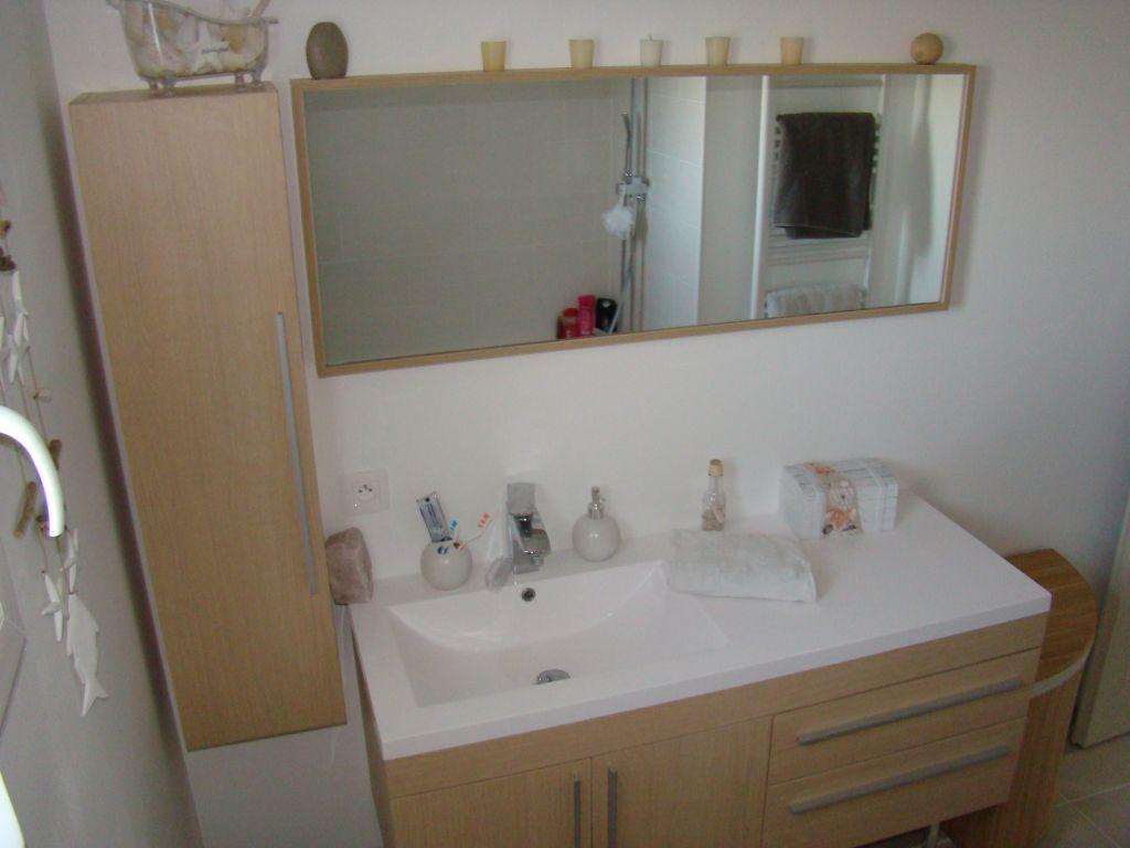 Photo salle de bain salle d 39 eau sols carrelage for Salle de bain 7m2