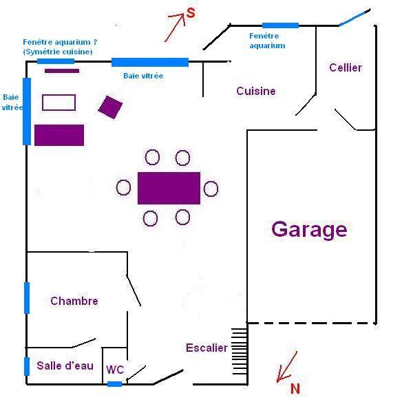 plan de maison trecobat trecobat maison et garage. Black Bedroom Furniture Sets. Home Design Ideas