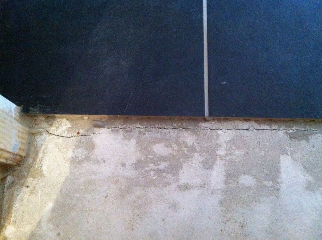 Fissure plancher chauffant 8 messages for Fissure carrelage plancher chauffant
