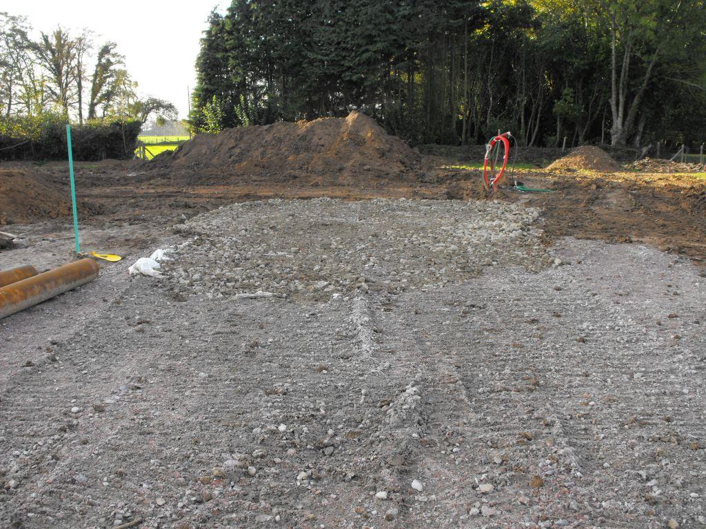 Chemin d'accès constructeur.