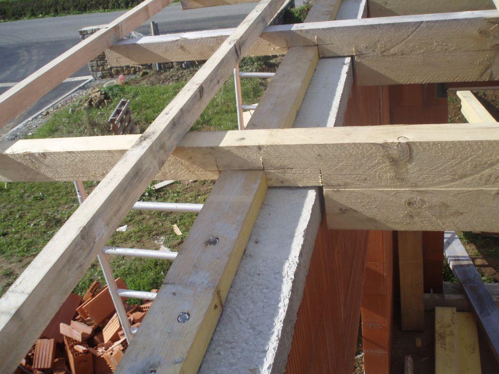 Dimensionnent du bois pour la charpente de mon abri 87 for Charpente pour tole bac acier