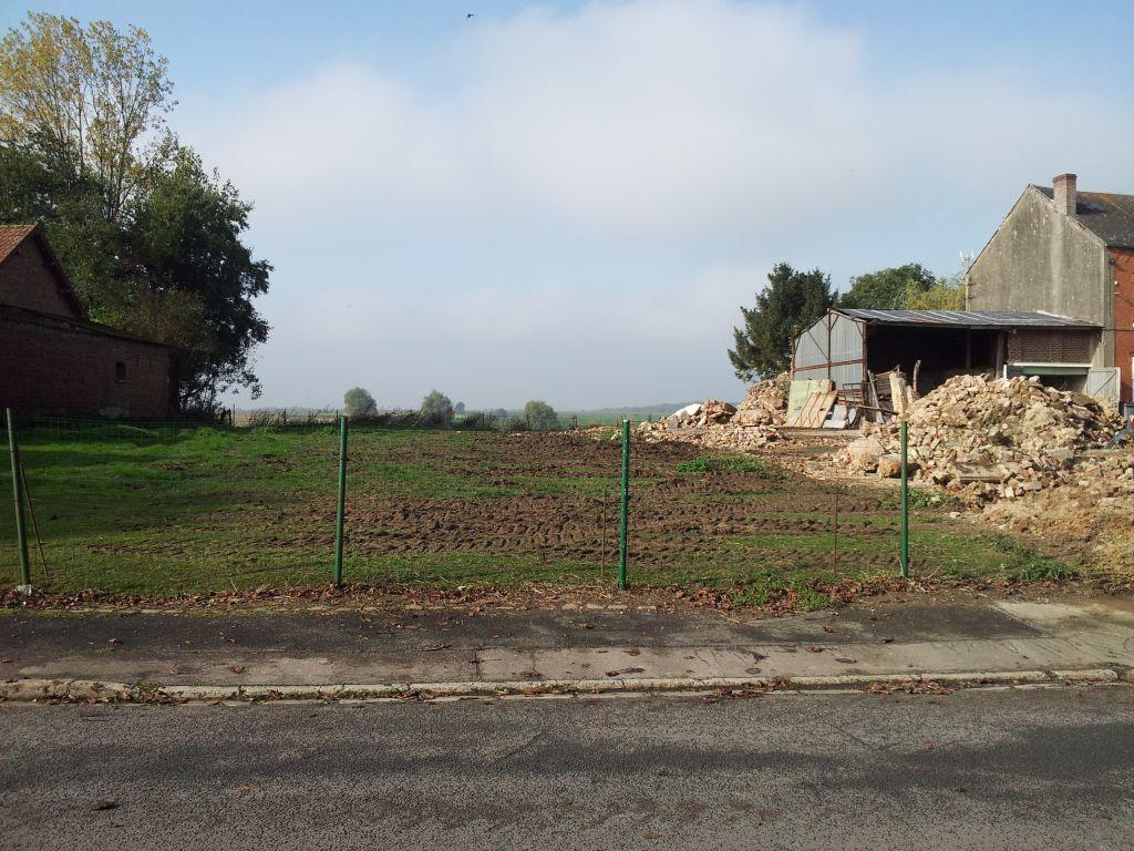 Démolition mur