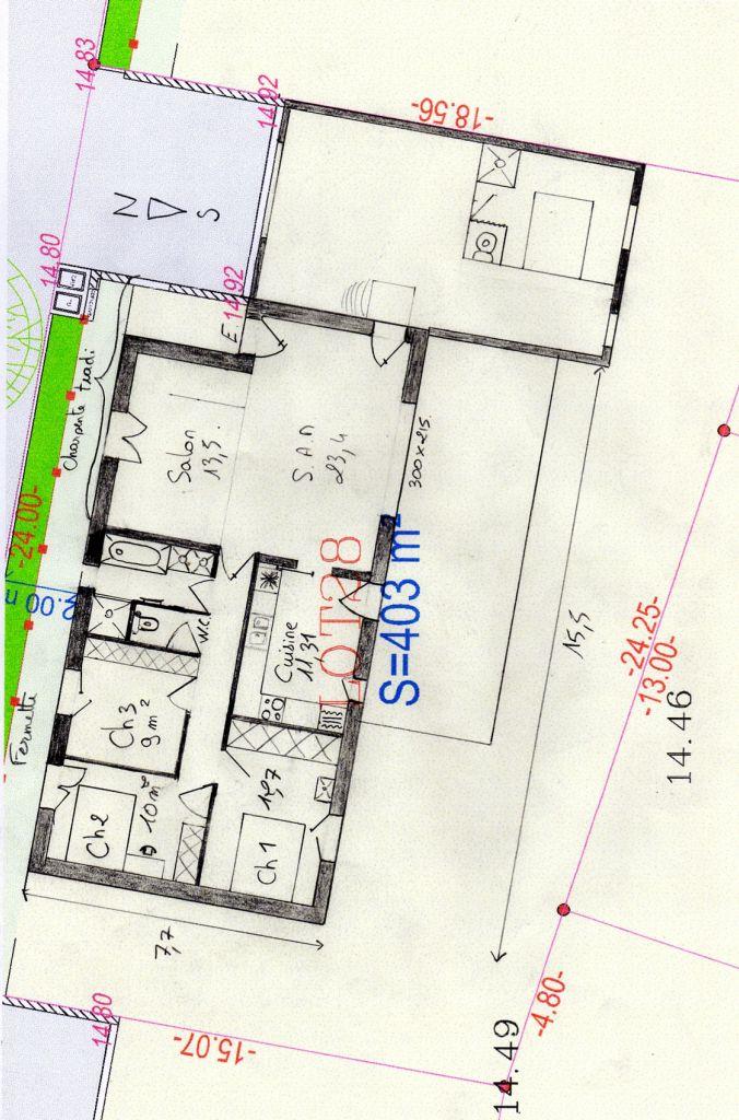 Plan maison et agencement salle de bain 21 messages for Agencement de maison de plan libre