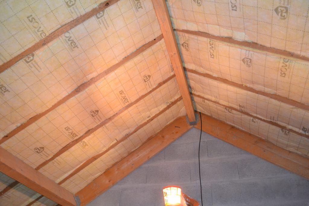 Isolation toiture garage 7 messages for Isolation interieur garage