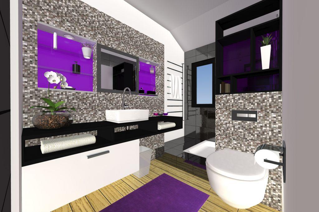 Petite salle de bain secondaire
