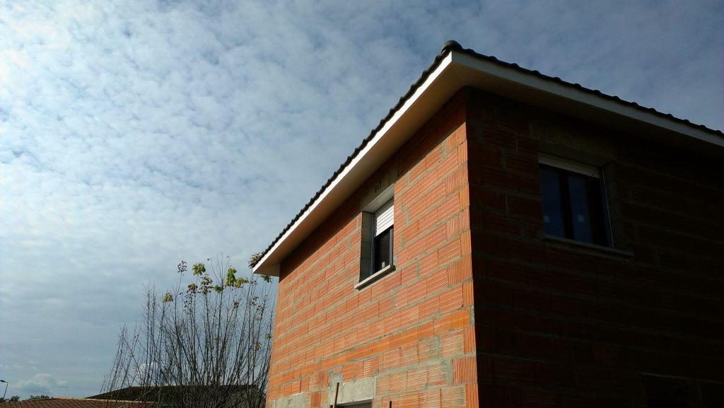 avant toits PVC