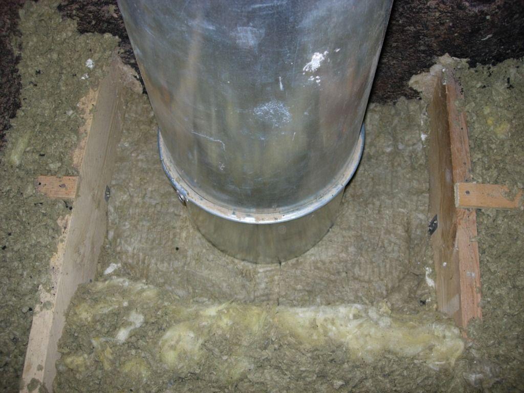 Ventilation du coffrage du conduit de chemin e r solu 103 messages page 2 - Isolation autour conduit cheminee ...